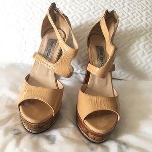 Loved Jimmy Choo heels